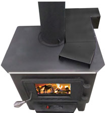 Hot-Shot-Stove-Blower-Installed-With-Flamessm